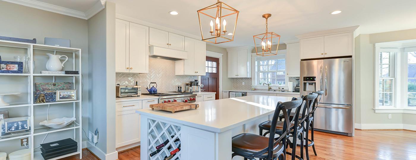 Bowman Kitchen and Bath Remodel
