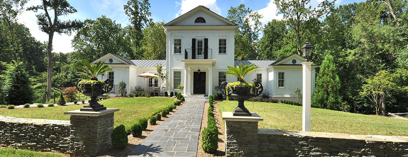 Greek Revival Custom Home