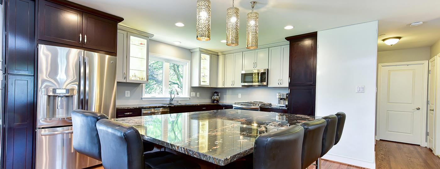 Fairfax City Kitchen Renovation