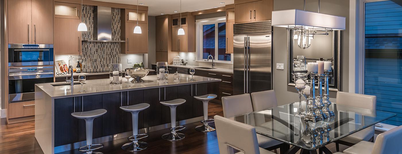 Island View Kitchen Renovation