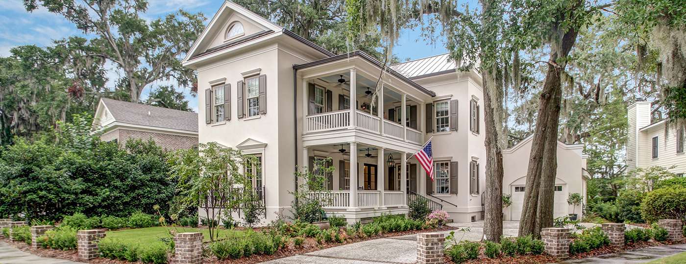 Savannah Custom Home