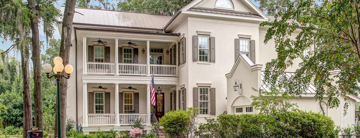Charleston Style Custom Home
