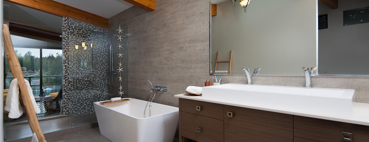 Cliff Bathroom Renovation