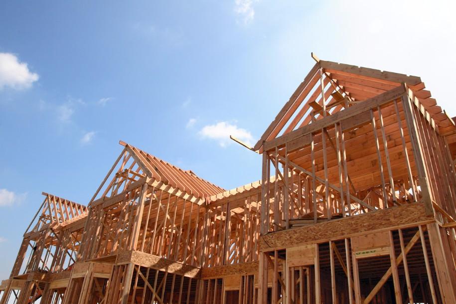 Alair Homes Solon Building Custom Home