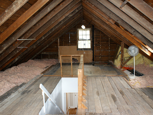 How to make extra room without adding a room alair homes for Utilizing attic space