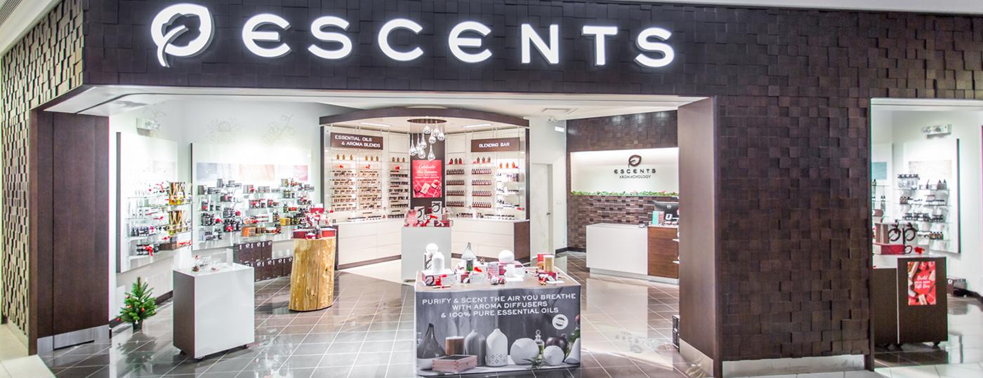 Escents Store Remodel
