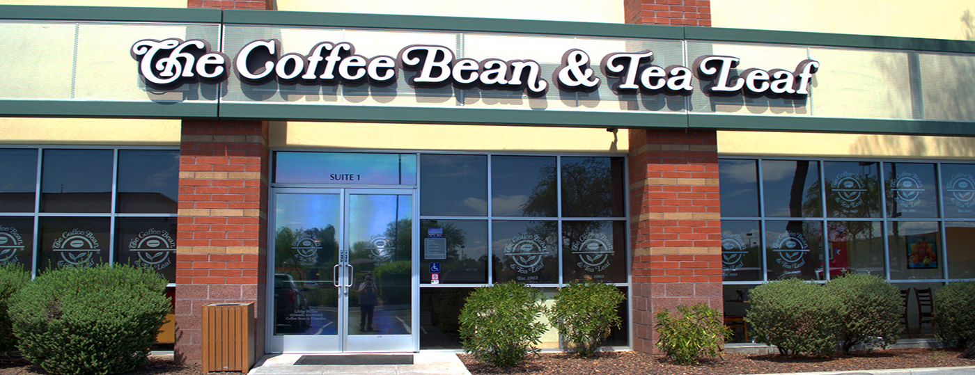 The Coffee Bean & Tea Leaf Retail Space