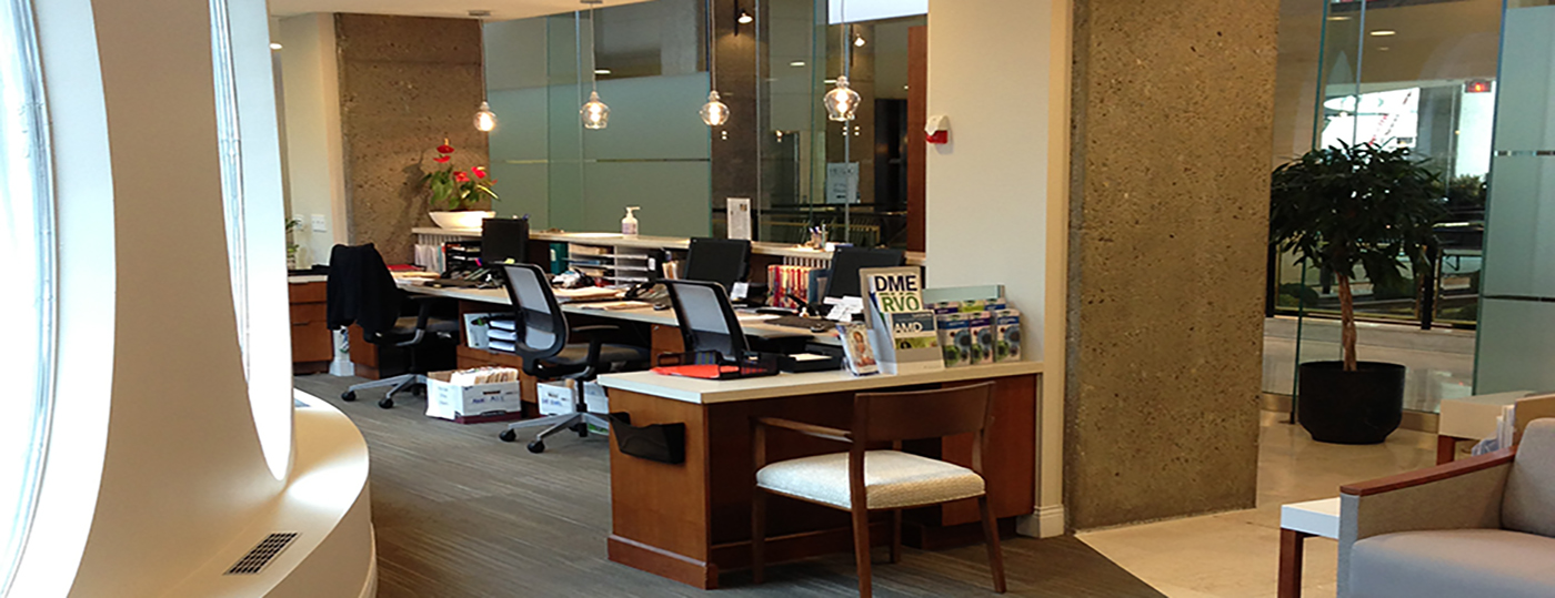 Herzig Eye Center Remodel
